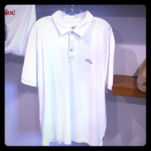 Tommy Bahama 25 polo white size XL